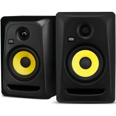 KRK Rokit RP5 G3 Classic 5 Active Studio Monitors / DJ Speakers (Pair) • 269£