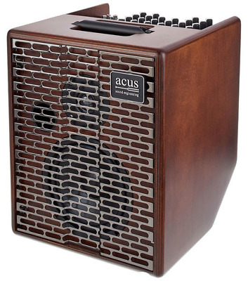 Acus One ForStrings-6T Simon 130W Acoustic Combo, Wood • 639£