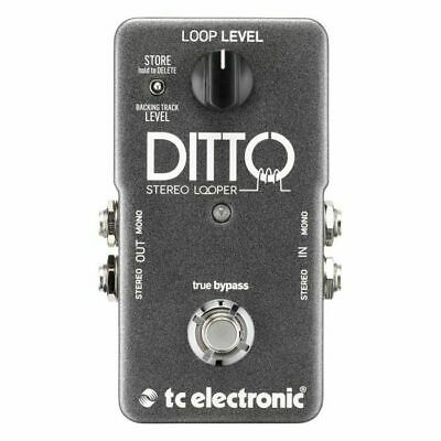 TC Electronic Ditto Stereo Looper Pedal • 99.99£