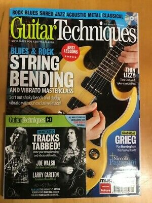Guitar Techniques Magazine & CD: May 2011