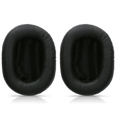 2x Earpads For Audio Technica ATH-M40x M50 M20 M30 In PU Leather • 8.99£
