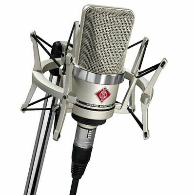 Neumann TLM 102 Studio Set - Nickel (Demo / Open Box) • 533.73£