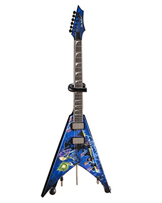 Axe Heaven Megadeth Dave Mustaine Rust In Peace Dean 1/4 Scale Guitar • 39.70£