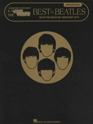 E-Z Play Today Best of The Beatles Very Easy Organ Keyboard Music Book