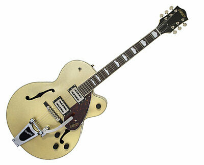 Gretsch G2420T Streamliner Hollow Body With Bigsby Golddust - Used • 322.77£