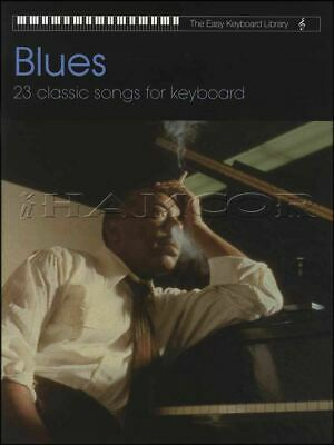Blues Easy Keyboard Library Sheet Music Book Peter Green SAME DAY DISPATCH