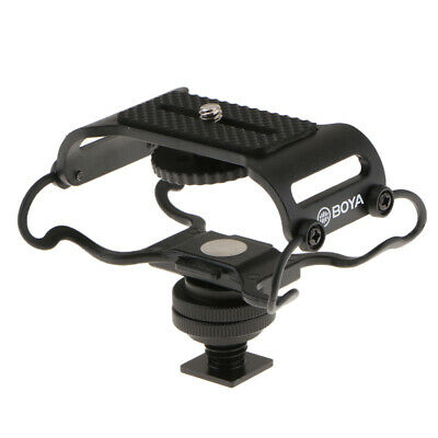 Universal Microphone And Portable Recorder Shock Mount - Fits The Zoom H4n, H5, • 17.86£