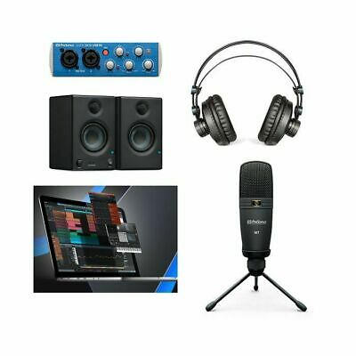 Presonus AudioBox Studio Ultimate Bundle 25th Anniversary Edition: AudioBox U... • 269£