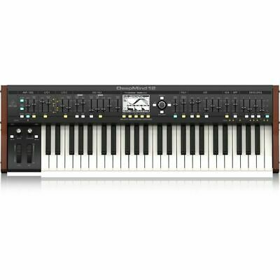 Behringer DeepMind 12 Keyboard Analogue Synthesizer • 599.92£