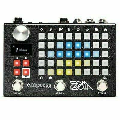 Empress Effects Zoia Modular FX Synthesiser Pedal • 478£