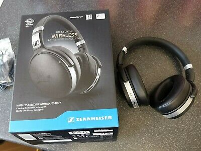 Sennheiser HD 4.50 BTNC Bluetooth Wireless Noise Canceling Headphones • 22.22£