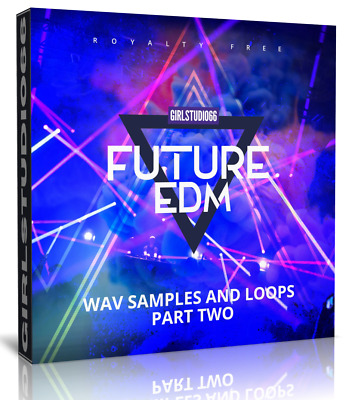 EDM Future Pack 2 Wav Loops - Logic Pro Bitwig Cubase Acid FL Studio One Ableton • 3.20£