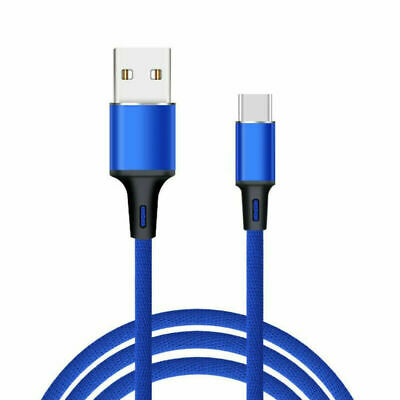 1/3 METER FABRIC BRAIDED USB CABLE FOR TEAC Tascam DR-05X Linear PCM Recorder • 5.99£