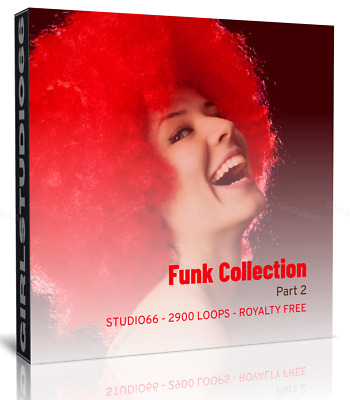 Funk And Disco Pack 2 Wav Loops Ableton Bitwig Cubase FL Studio Acid Logic Pro • 3.20£