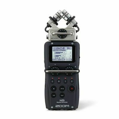 Zoom H5 Handy Recorder Four-Track Portable Recorder