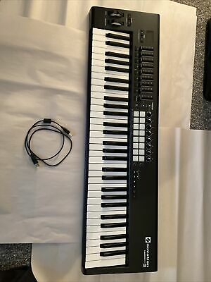 Novation LaunchKey 61 Mk2 USB MIDI Keyboard Controller MkII • 100.36£