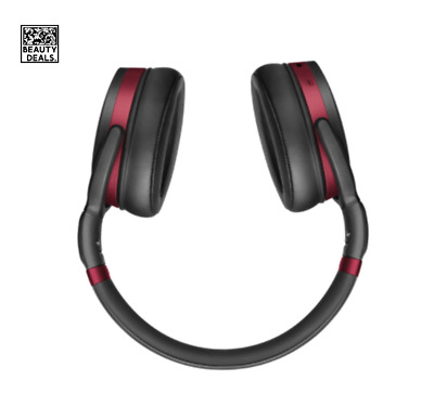 Sennheiser HD 4.50R BTNC Over-Ear Wireless Headphones - Black/Red • 123.02£