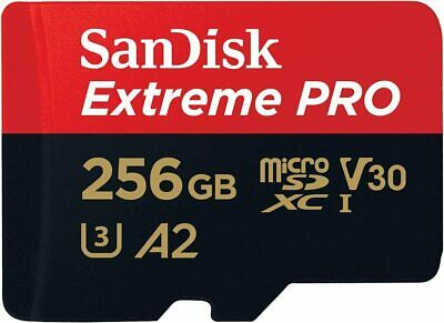 SanDisk Extreme Pro MicroSDXC Memory Card + SD Adapter With A2 App Performance • 61.99£