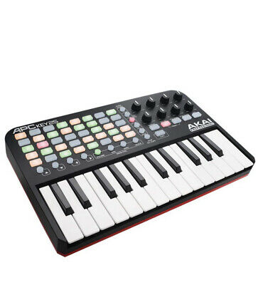 Akai APC Key 25 Ableton Live USB/MIDI Controller Mini Keyboard Brand New  • 78.99£