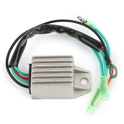 Rectifier Regulator Fit For Yamaha 6-50Hp S/L HS/L Outboard 6J8-81960-00-00 AY • 13.19£