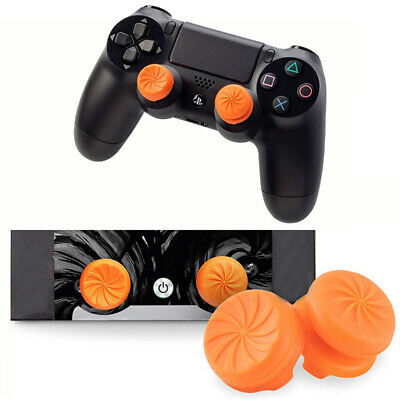 Ps4 Handle Rocker Cap Game Heightening Button Cap Silicone Protective Cap NQ • 7.69£