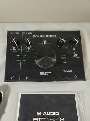 M-Audio AIR 192 USB Audio Interface • 89.42£