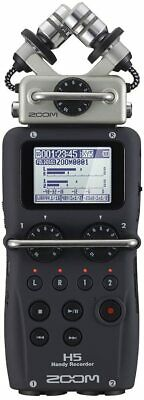 ZOOM H5 Pro Linear PCM IC Digital Handheld Field Recorder Genuine Product New