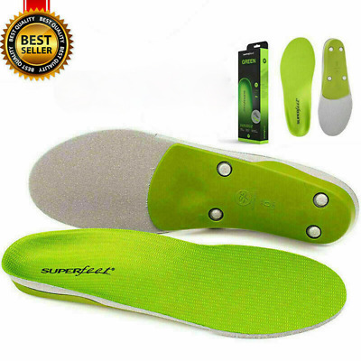 Superfeet Green Original Insoles B, C, D, E, F, G Various Sizes &Comfort UK New • 15.95£