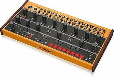 Behringer CRAVE Analog Semi-Modular Synthesizer With 3340 VCO • 29.33£