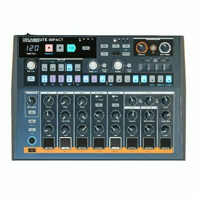 Arturia DrumBrute Impact Analogue Drum Synthesiser • 266.32£