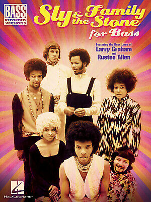 Sly & The Family Stone for Bass  Bass Guitar  Book [Softcover]