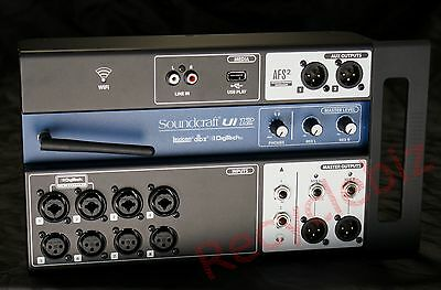 Soundcraft Ui12 12 Input Remote Controlled Digital Mixer! In Stock Today! • 231.97£