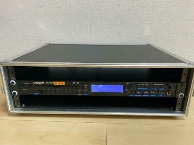 TASCAM CD-500 Professional CD Player With Cable And Rack Case From Japan • 281.10£