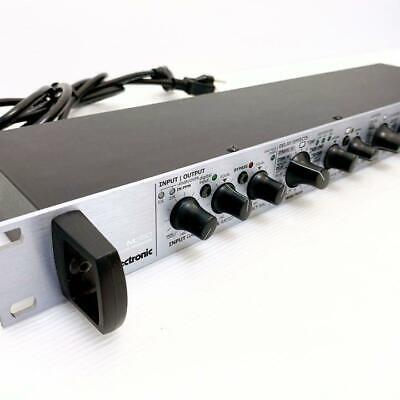 TC Electronic Multi-Effects & Reverb Signal Processor with Box and Manual Used