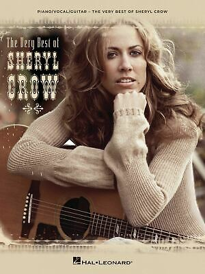 The Very Best of Sheryl Crow  Piano, Vocal and Guitar  Book [Softcover]
