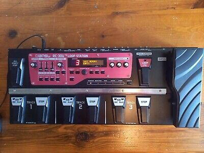 Boss RC-300 Loop Station (with Boss Power Supply) Newly Serviced By Roland • 180£