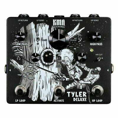 KMA Machines Tyler Deluxe Effects Pedal