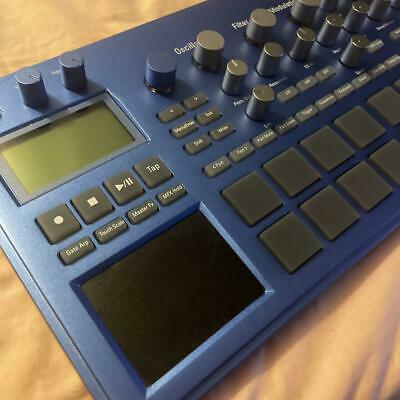 KORG electribe2 blue Music Production Station Shipped from JAPAN