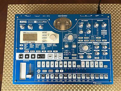 KORG Electribe EMX-1 MX Music Production Groovebox Sampler from Japan [Rank A]