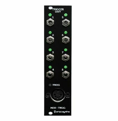 Erica Synths MIDI To Trigger Basic Series Module