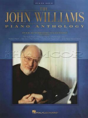 The John Williams Piano Anthology Piano Solo Sheet Music Book SAME DAY DISPATCH