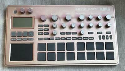 KORG electribe2 pink Music Production Station Shipped from JAPAN