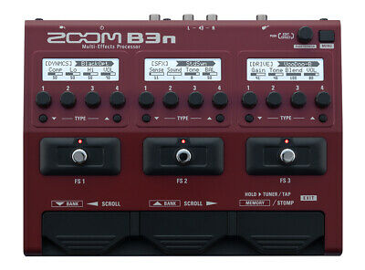 Over-The-Counter Exhibits Zoom B3N Base Effector Multi