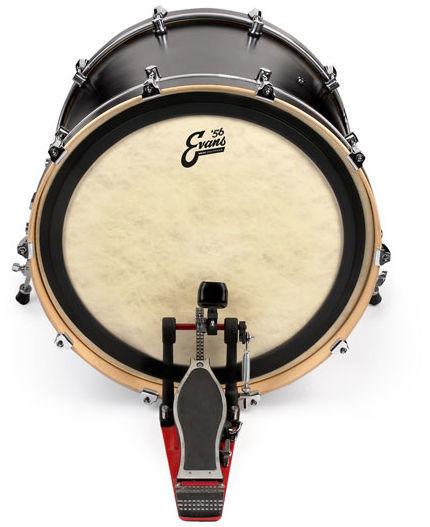 Evans EQ4 Calftone Bass Drum Head 16 Inch