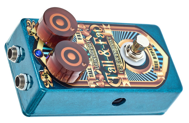 Lounsberry Pedals TFP-1 Tall and Fat Multi-Stage Analog FET Preamp